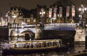 Aagje Deken Salon Boat Amsterdam