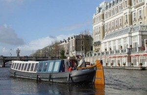 Barge Jacob van Lennep - Amsterdam