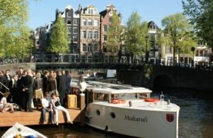 Multatuli - City Tender - Amsterdam