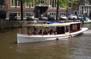 Salon Boat Najade - Amsterdam