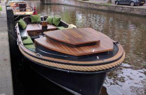 Open Boat - Sloep - Naut - Amsterdam