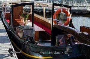 Barge Stella Maris - Amsterdam