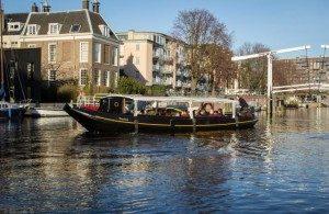 Theo Kok Barge Amsterdam