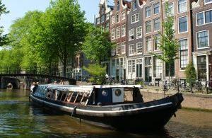 Barge Hildebrand - Amsterdam